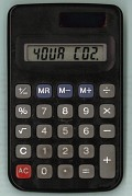 Calculate your CO2 with our easy to use calculator